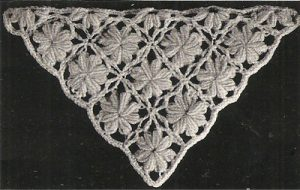Crochet Irish Shawl