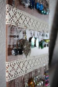 Earring Hanger Holder