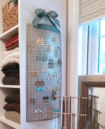 75 Diy Earring Holder Ideas Amazing How To S