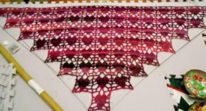 Easy Crochet Shawl Patterns