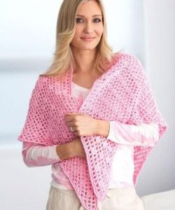 Free Crochet Prayer Shawl Patterns