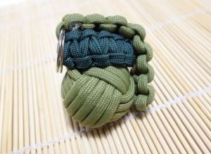 How to Make Paracord Grenade