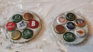 Beer Bottle Cap Coaster Craft
