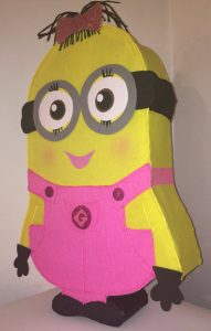 Big Minion Pinata for Girls