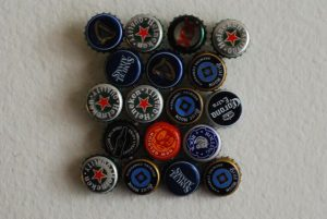 Bottle Cap Coaster