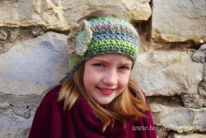 Crochet Ear Warmer Kids