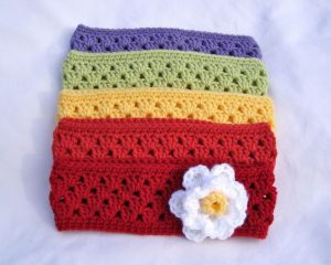 Crochet Ear Warmer Pattern