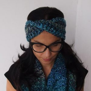 Crochet Turban Ear Warmer