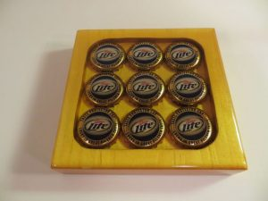 DIY Bottle Cap Coaster