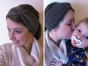 Free Patterns Crochet Ear Warmer