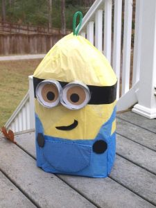 How to Make Minion Pinata