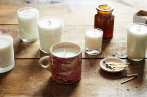 Making Soy Wax Candles from Scratch