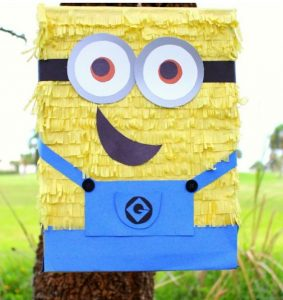 Minion Pinata DIY