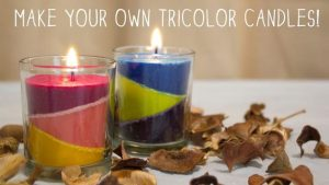 Candles Made from Soy Wax