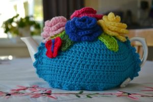 Crochet Tea Cozy Pattern
