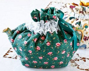 Drawstring Tea Cozy Pattern