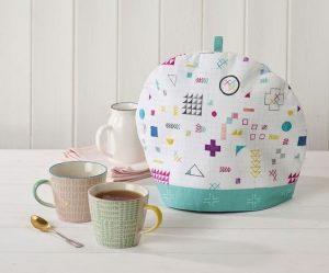 Free Fabric Tea Cozy Pattern