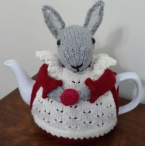 Free Knit Tea Cozy Pattern