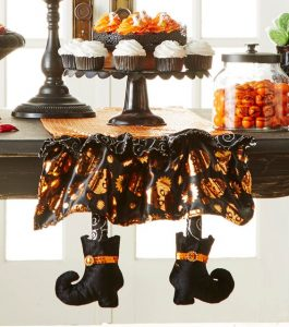 Halloween Table Runner Tutorial