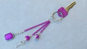 How to Make Bead Keychain