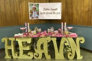 Jumbo Styrofoam Letter Tables