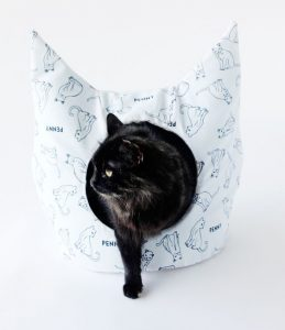 Mini Cat Tents with Bed