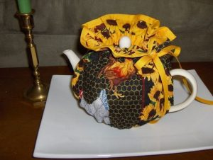 Quilted Tea Cozy Pattern