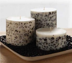 SOy Wax Pillar Candles