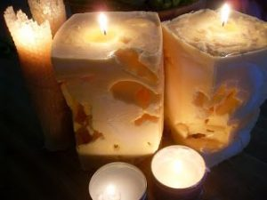 Soy Ice Wax Candles