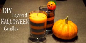 Soy Wax Candles Halloween