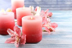 Soy Wax Candles Scented