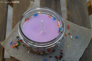 Soy Wax Cupcake Candles