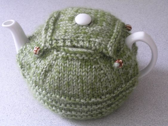 45 Free Tea Cozy Patterns Knitted Tea Cosy