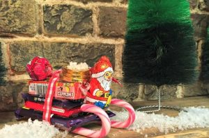 Candy Sleigh Favor Gifts