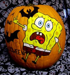 Funny Pumpkin Painting Ideas