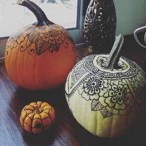 Pumpkin Painting Designs