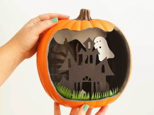 Styrofoam Pumpkin Ideas