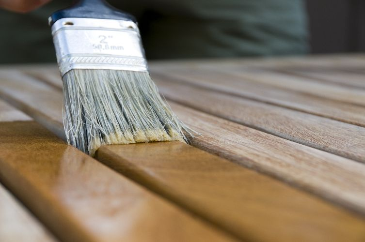 Tips for Painting Wood
