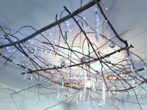 Twig Chandelier Picture