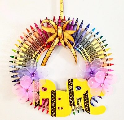 CrayonWreath