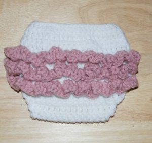Crochet Diaper Cover Pattern