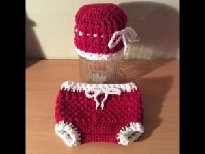 Diaper Cover Crochet Patterns