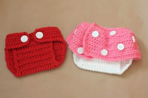 Free Crochet Diaper Cover Pattern