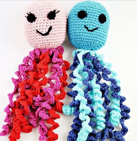 Cute Amigurumi Crochet Pattern Ideas for Your Kids and Babies ... | 578x564