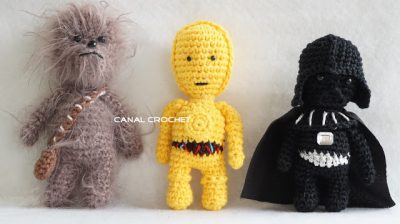Crochet Star Wars Figures