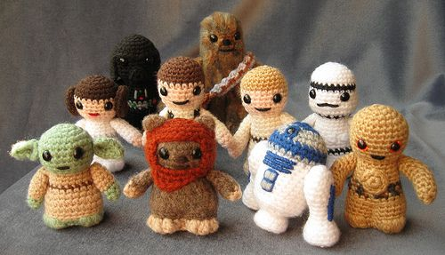 Crochet Star Wars