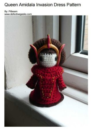 Easy Star Wars Crochet Patterns