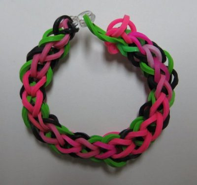 Rainbow Loom Bracelet Instructions