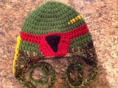 Star Wars Boba Fett Hat Crochet
