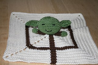 Star Wars Crochet Blanket Patterns